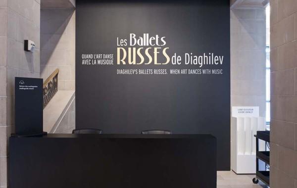 Les Ballets Russes de Diaghilev. Quand l'art danse avec la musique