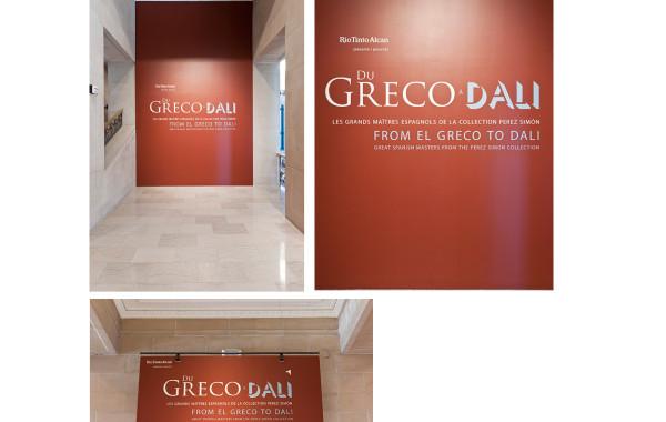 De Gréco à Dali. Les grands maîtres espagnols, la collection Juan Antonio Pérez Simón