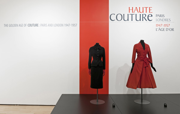 Haute Couture. Paris – Londres, 1947 -1957. L'âge d'or