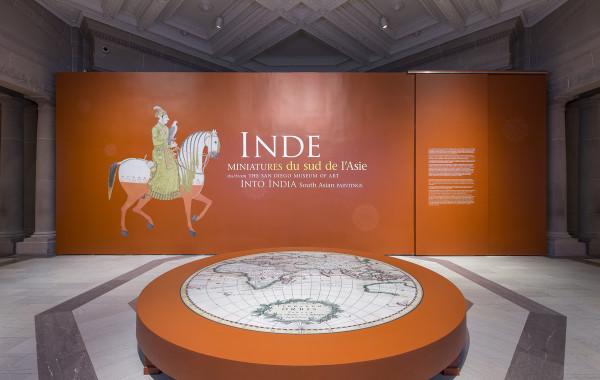 Inde. Miniatures du sud de l'Asie du San Diego Museum of Arts