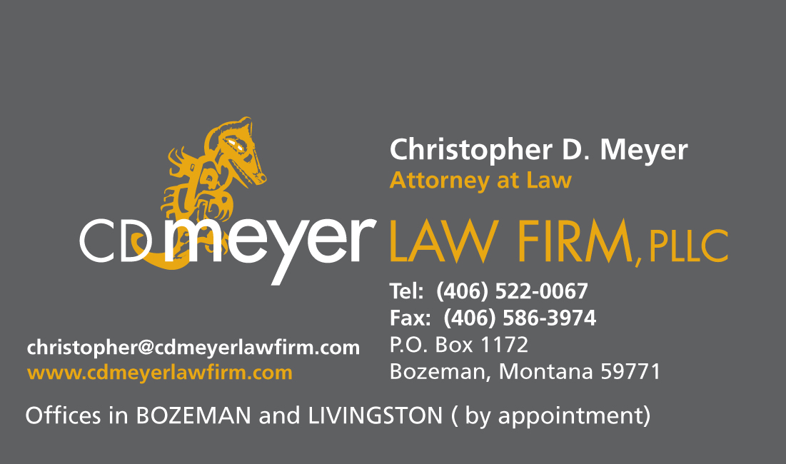 Meyer business card-test