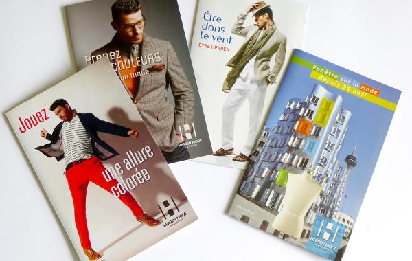Pièces promotionnelles Herren Mode (depuis 1999)