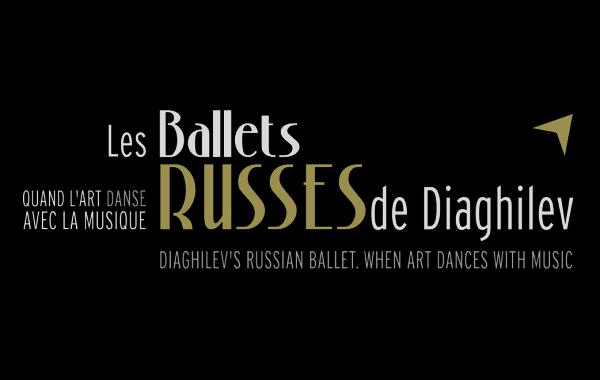 Signature graphique : Les Ballets Russes de Diaghilev. Quand l'art danse avec la musique