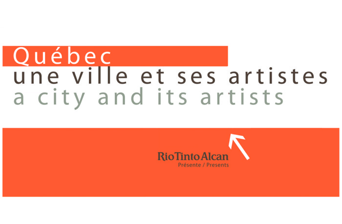 Signature graphique : Québec, une ville et ses artistes
