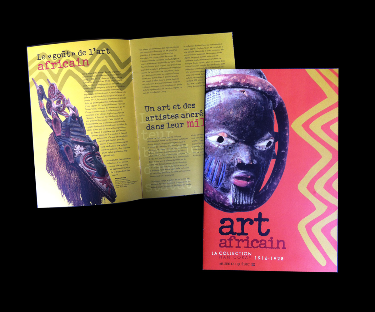 art africain quebec