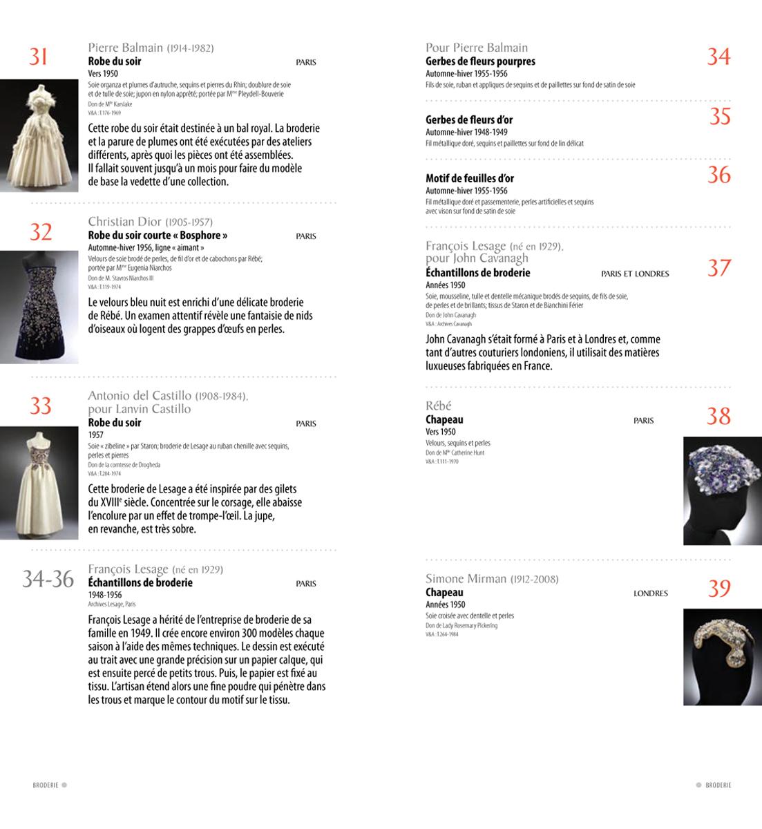 Carnet Haute Couture FR-10