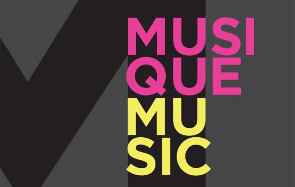 Brochure Musique. De Charlebois à Arcade Fire. Musée McCord