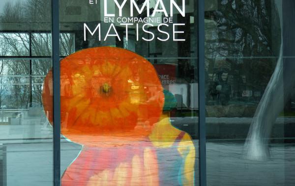 Signalisation d'expositions. Musée national des beaux-arts du Québec